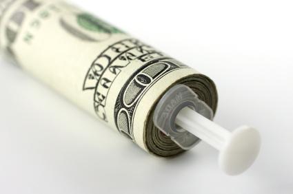 Money vaccine
