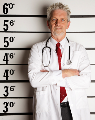 Readers' Corner: Can My Doctor Get Into Big Legal Trouble by