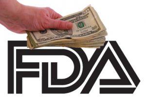FDA money