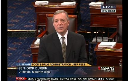 Disastrous Durbin Anti-Supplement Amendment Just Offered! Help Stop it.