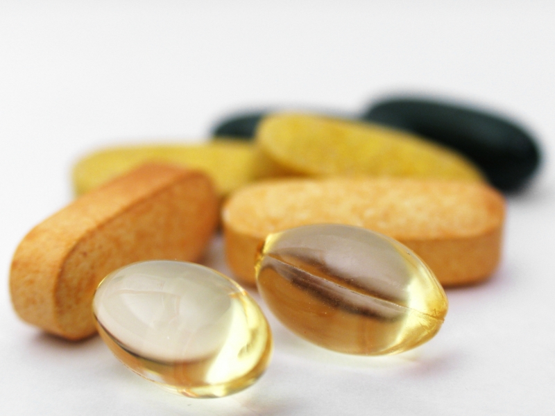 Supplements Are Not Food Additives