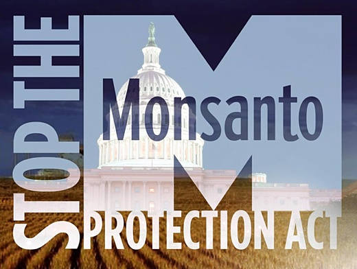 Repeal the Monsanto Protection Act!