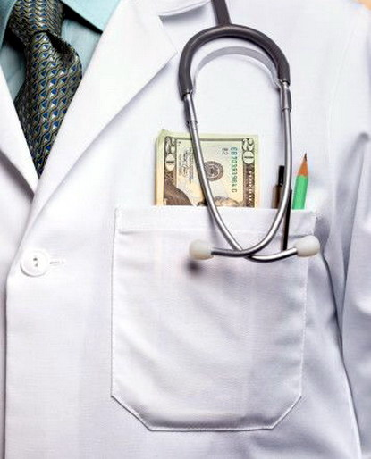 Want to Price-Fix Medical Fees? Just Work It Out with the Government!