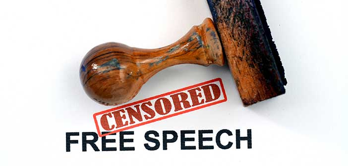 FDA Violates Free Speech to Limit Supplement Access. Take Action!