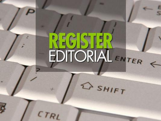 Des Moines Register Editorial: Dietetics Board Warned