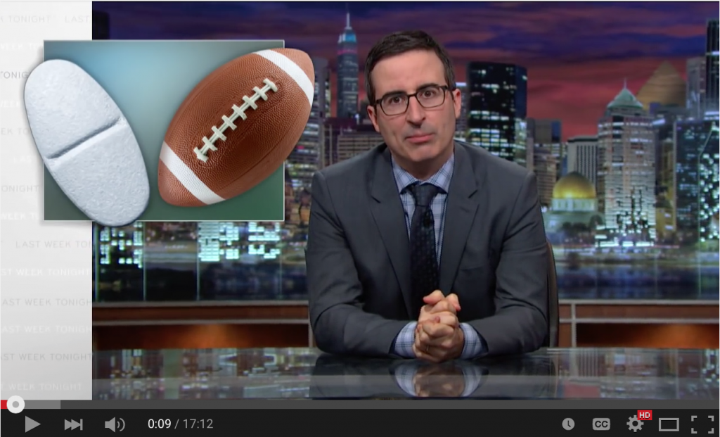 John Oliver Delivers Stunning Rebuke of Pharmaceutical Marketing