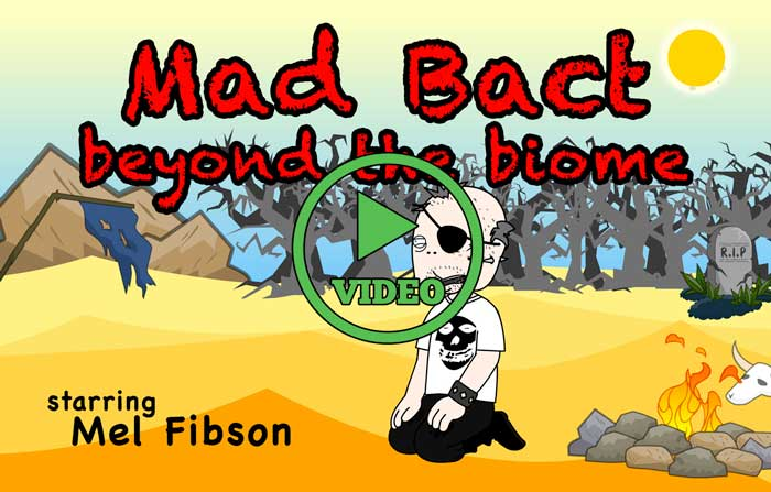 """Mad Bact: Beyond the Biome"" Movie Preview"