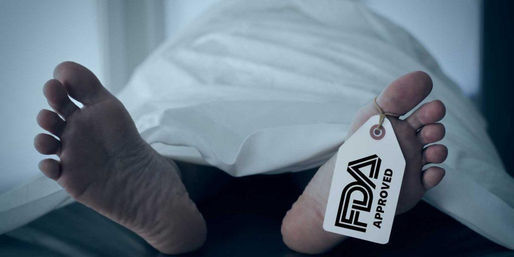 FDA Death Meter