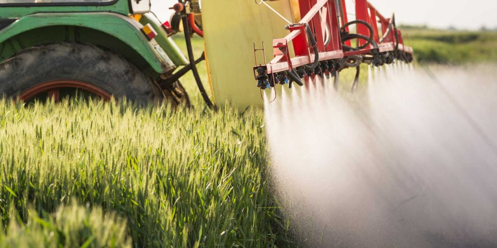 """Pesticides OK, Despite Risks,"" Says EPA"