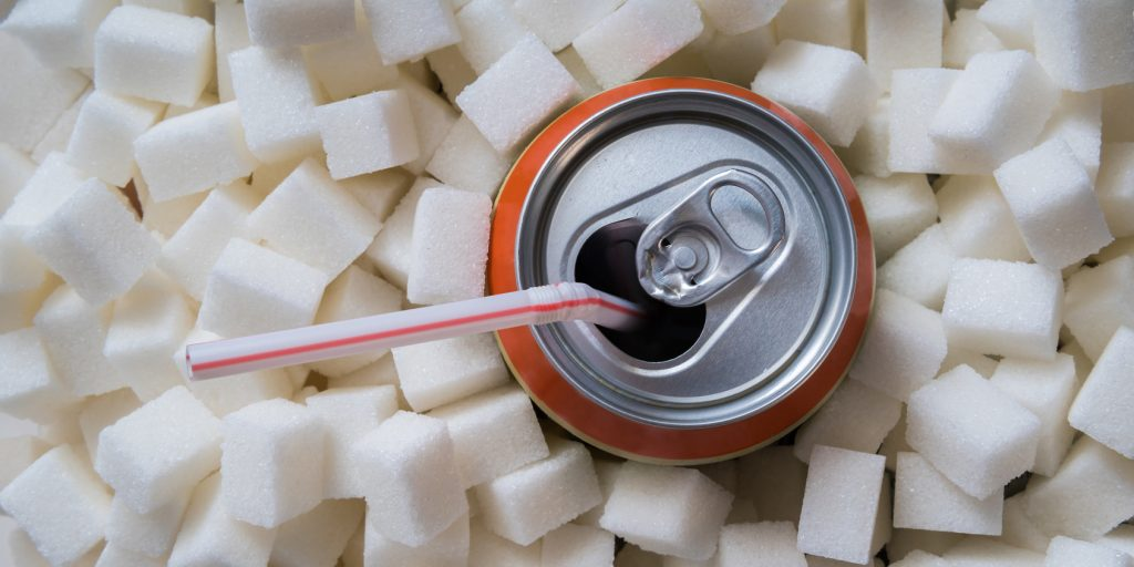 Would You Put Eight Teaspoons of Sugar in Your Water?
