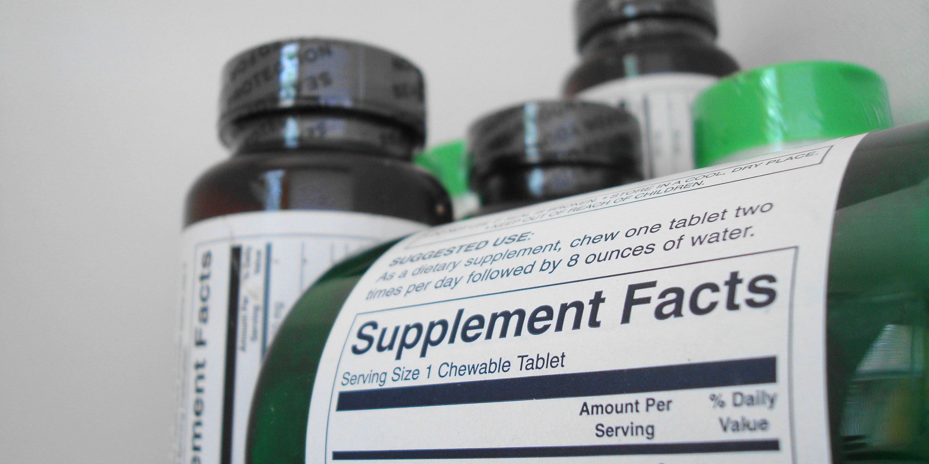 Tell the FDA to Protect Quality Supplements