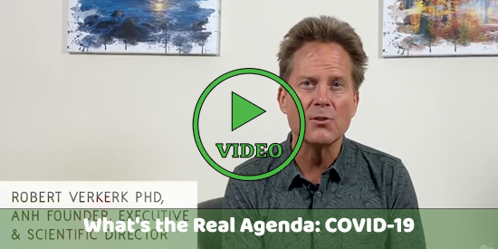 What's the Real Agenda: COVID-19