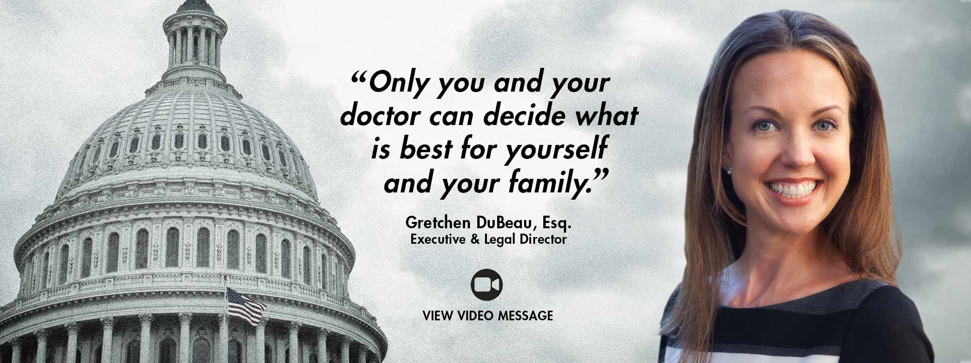 Only you and your doctor can decide what is best for yourself and your family.