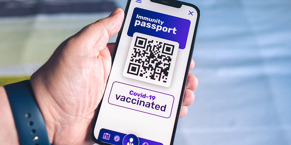Are Vaccine Passports the Answer?