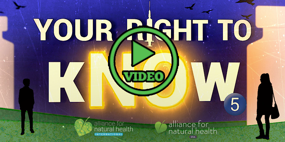 Your Right to kNOw: Episode Five
