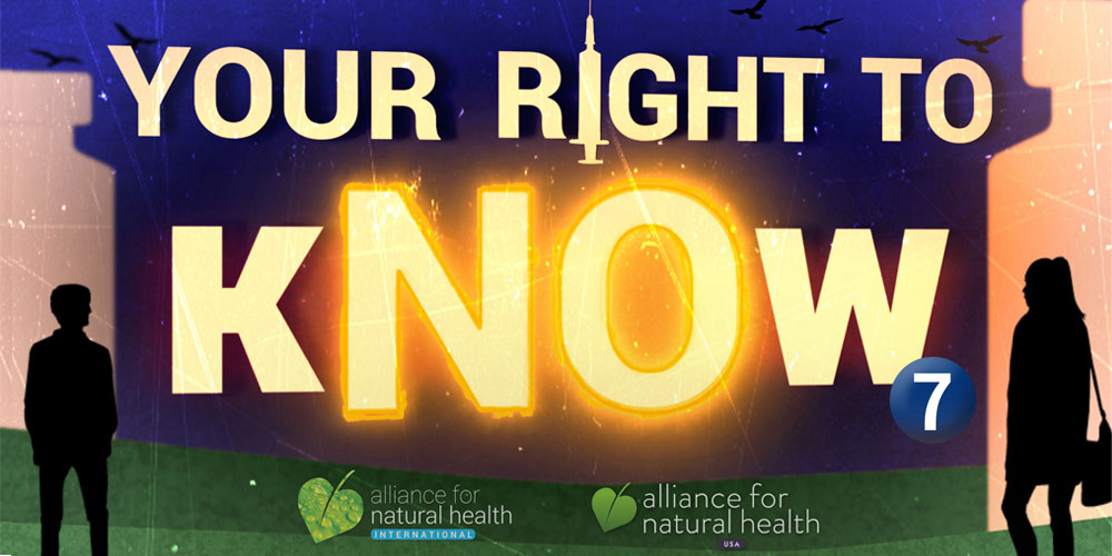 Your Right to kNOw: Episode Seven