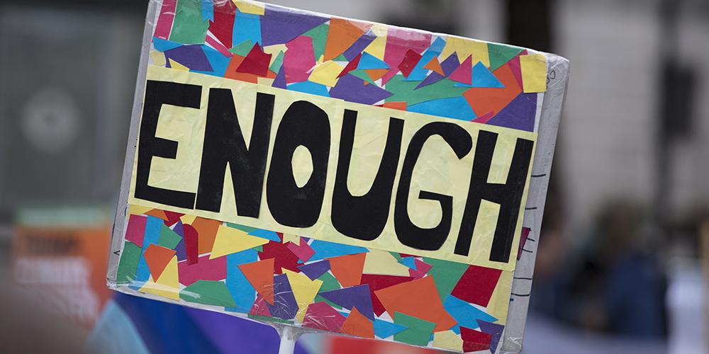 ANH Has Had #ENOUGH